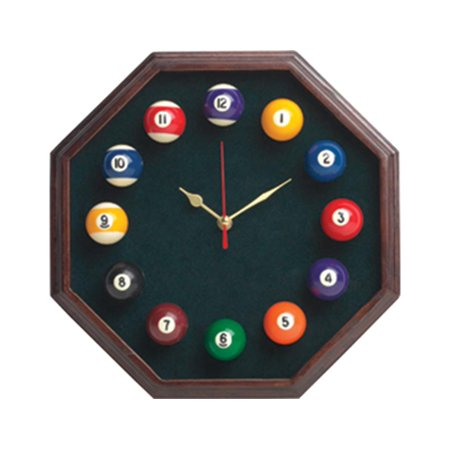 Octagon Clock (Octagon Clock)
