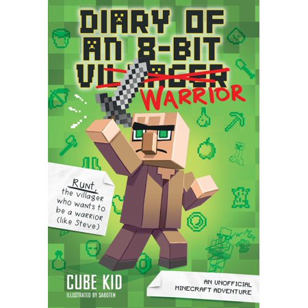 Diary of an 8-Bit Warrior (Book 1 8-Bit Warrior series) : An Unofficial Minecraft Adventure](Minecraft Halloween Adventure Map)