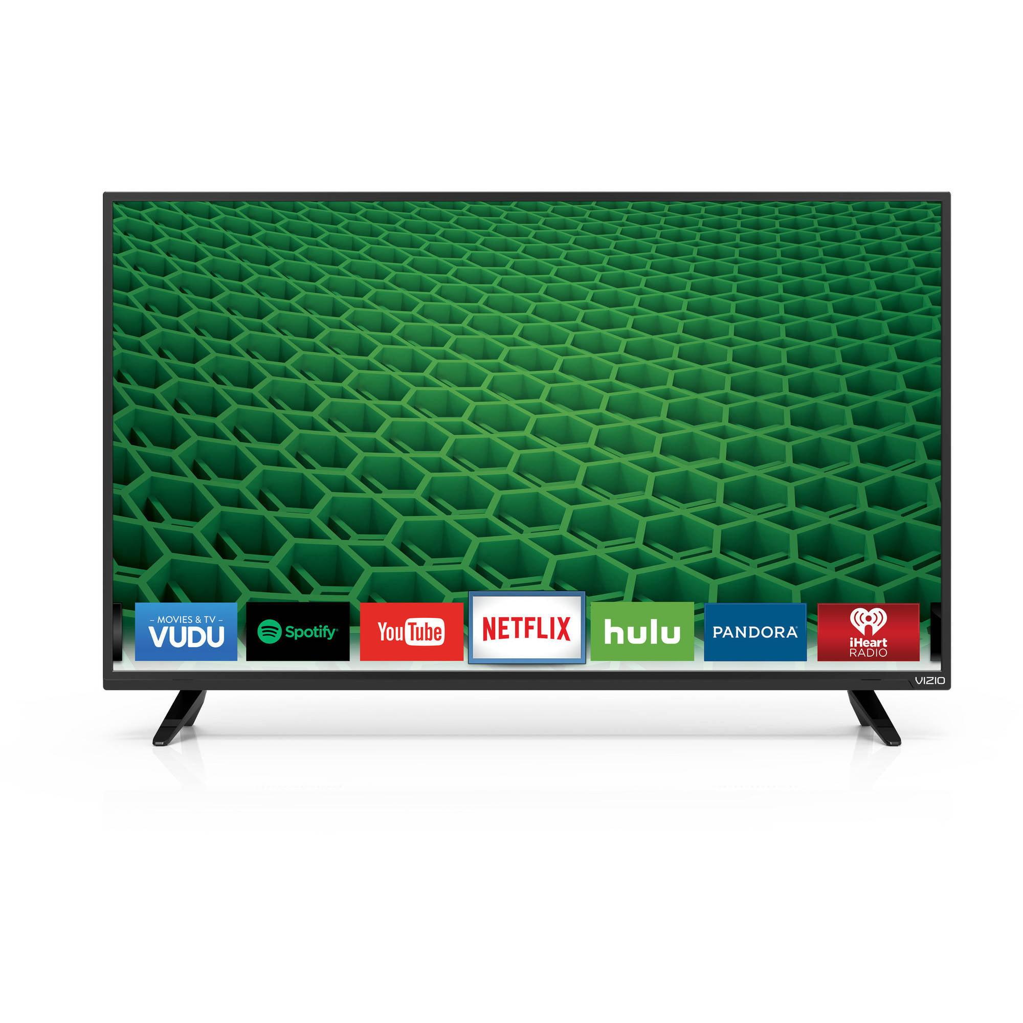 """VIZIO D40-D1 40"""" 1080p 120Hz LED Smart HDTV"""