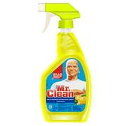 Mr. Clean Antibacterial Multi Purpose Cleaner, Lemon, 32 Oz
