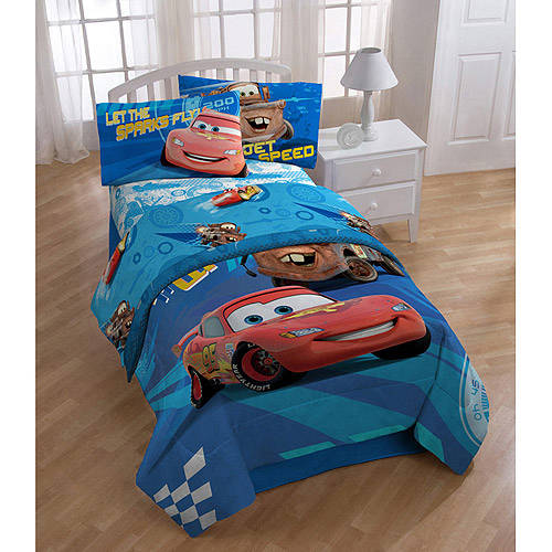 Cars 2 Sheet Set