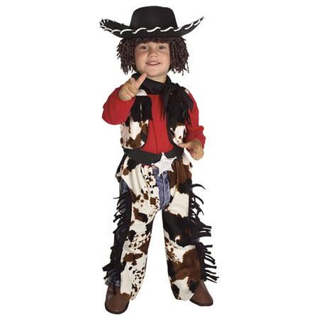 Child Cowboy Costume Rubies 11737 (Cowboy Child Costume)