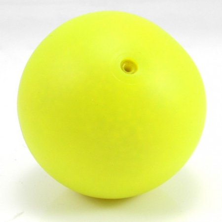 Play MMX3 Stage Ball, 75mm, 180g - Juggling Ball - (1) (Yellow) Juggling Stage Balls