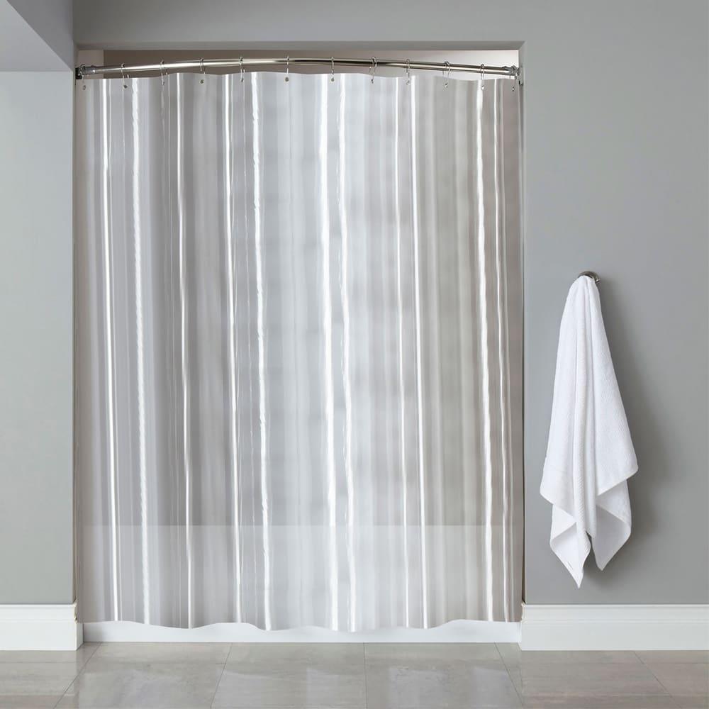 Bed Bath More: Bed Bath N More Heavy Weight 13 Gauge PEVA Shower Liner
