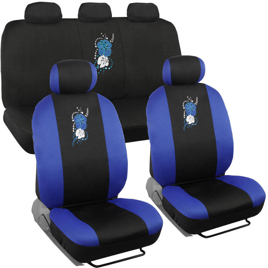 Angel Wings Car Seat Covers Front Seat Only Car Seat Protective Cover for Most Vehicle Sedan Truck Van