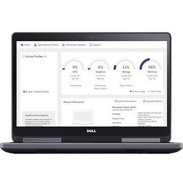 Dell Precision 17.3u0022 Full HD Laptop, Intel Xeon E3-1505M v6, 32GB RAM, 1TB SSD, Windows 10 Pro