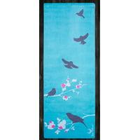 Towel Infused Yoga Mat - Free Bird