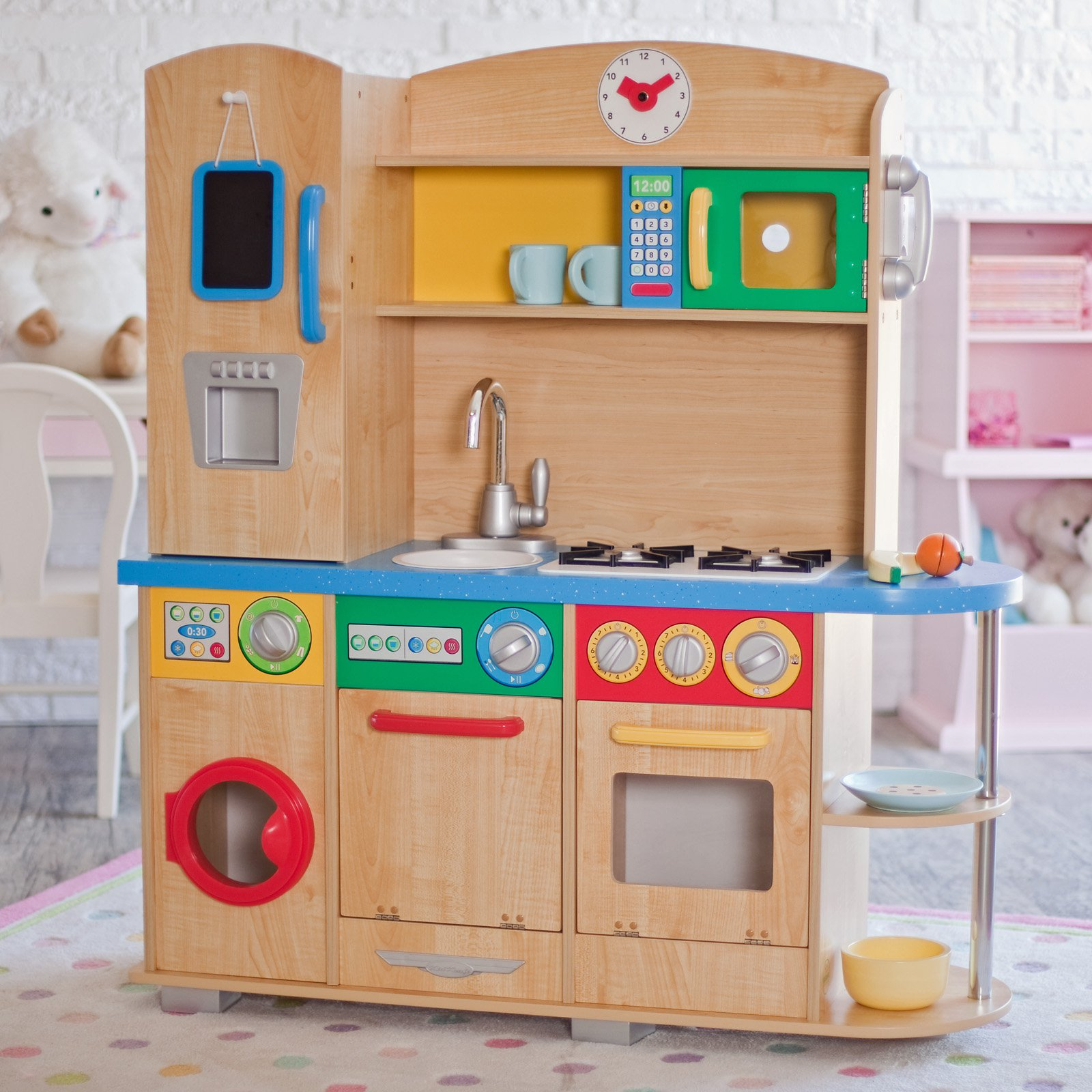 Affordable Kidkraft Kitchen With