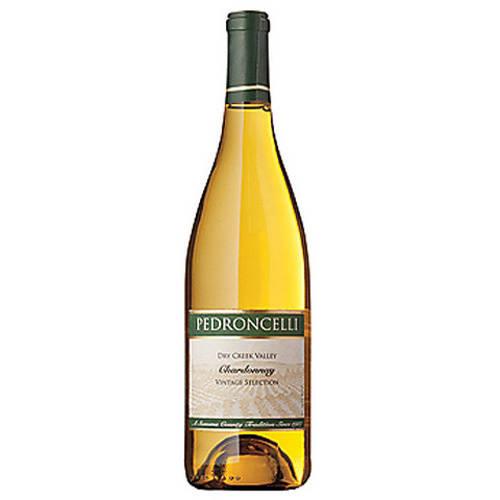 J PEDRONCELLI WINERY Pedroncelli Chardonnay Wine, 750 mL