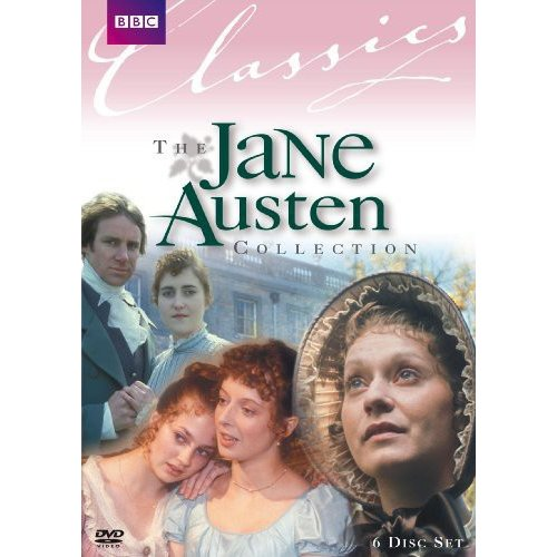The Jane Austen Collection: Sense & Sensibility / Emma / Mansfield Park / Persuasion / Pride And Prejudice / Northanger Abbey (Full Frame)