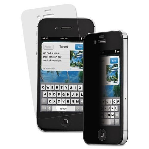 3M Privacy Screen Protection Film for iPhone 4/4S, Portrait PFIPHONE4S