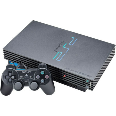 Refurbished Sony PlayStation 2 PS2 Game Console System