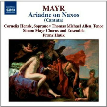 Simon Mayr - Simon Mayr: Ariadne on Naxos [CD]