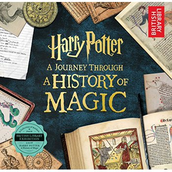 British Library's Harry Potter Paperback Book