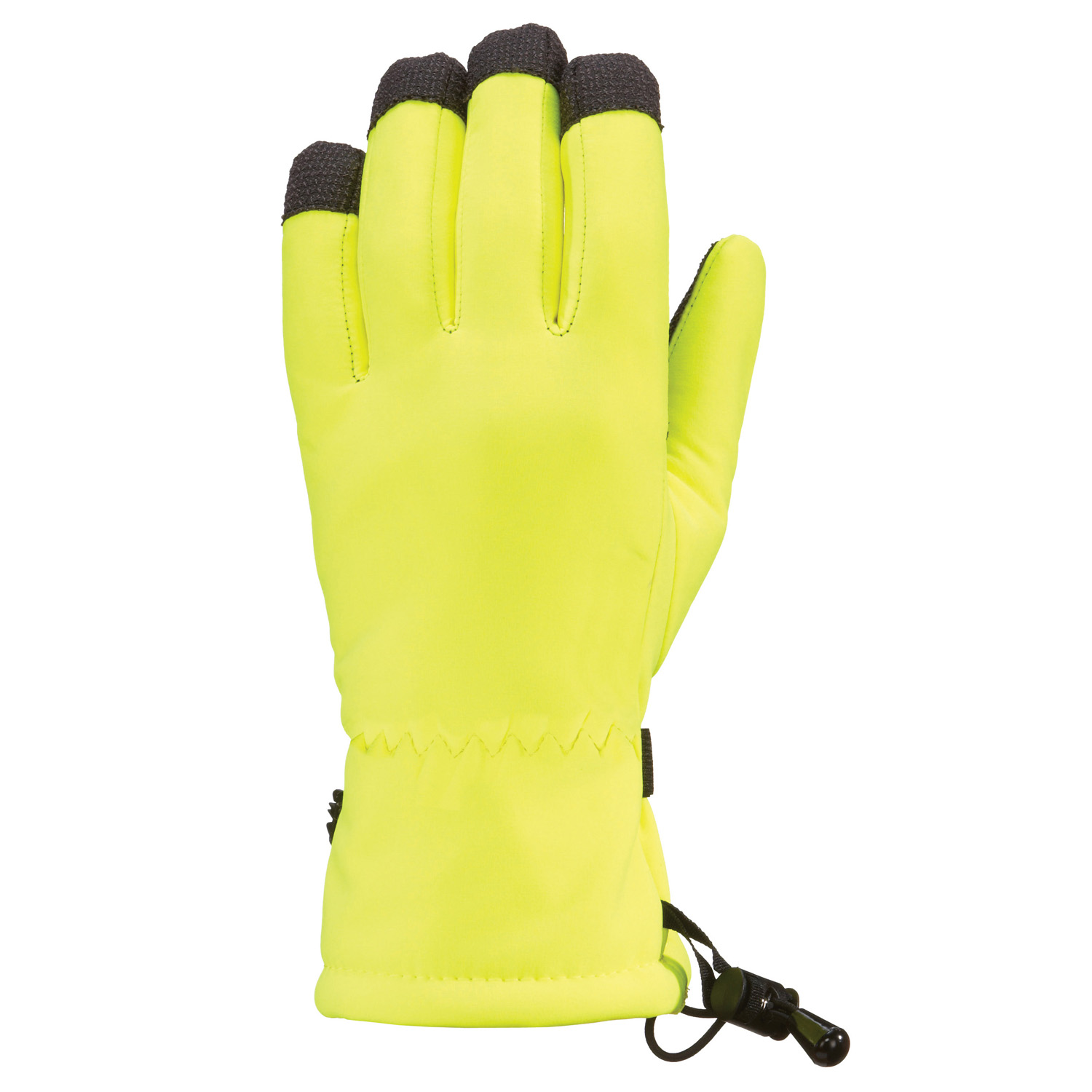 Seirus Innovation GLOVE ALL WEATHER HI-VIS YL LG
