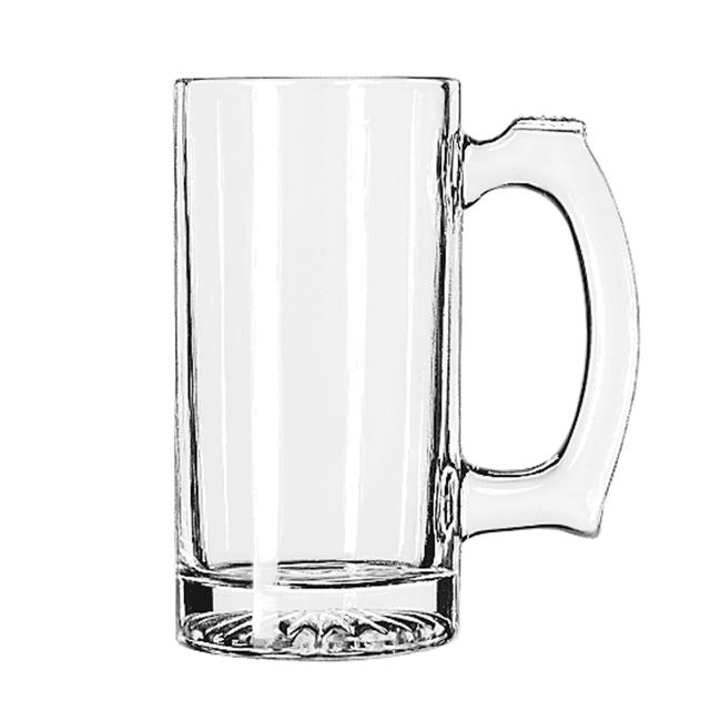 Beer Mug 12 oz by Libbey Glass