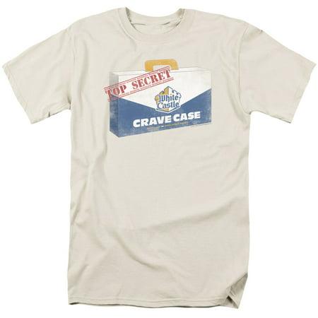 White Castle Fast Food Restaurant Chain Crave Case T Shirt Tee