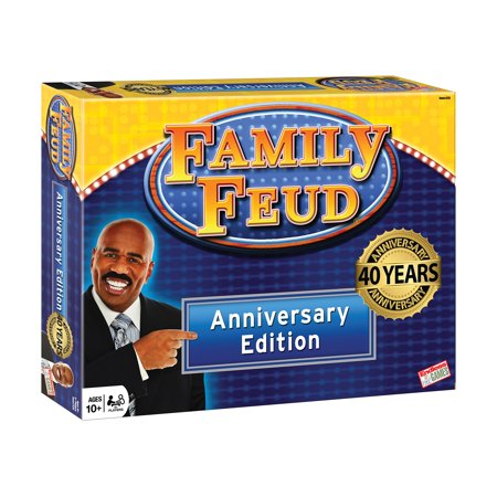 Family Feud 40th Anniversary Edition (Diamond Anniversary Edition Game)