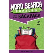 Word Search Puzzles for Your Backpack