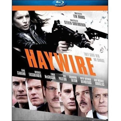 Haywire (Blu-ray) (With INSTAWATCH) (Widescreen)