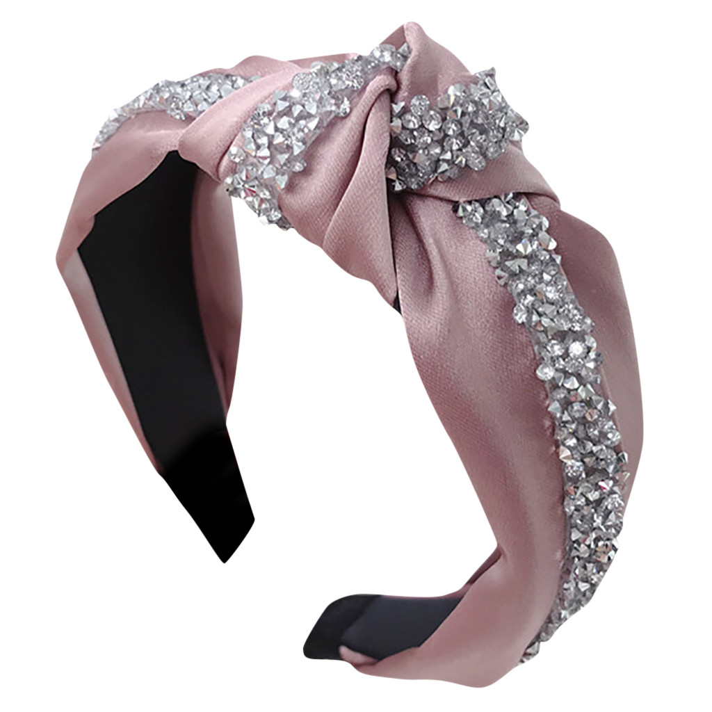 Details about  /1Pc Cloth Flower Headband Fashion Hair Hoop Party Head Accessory for Women