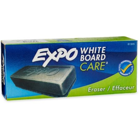 Expo Whiteboard Dry Eraser, 5 1/8 inch 1 ea (Pack of 6)