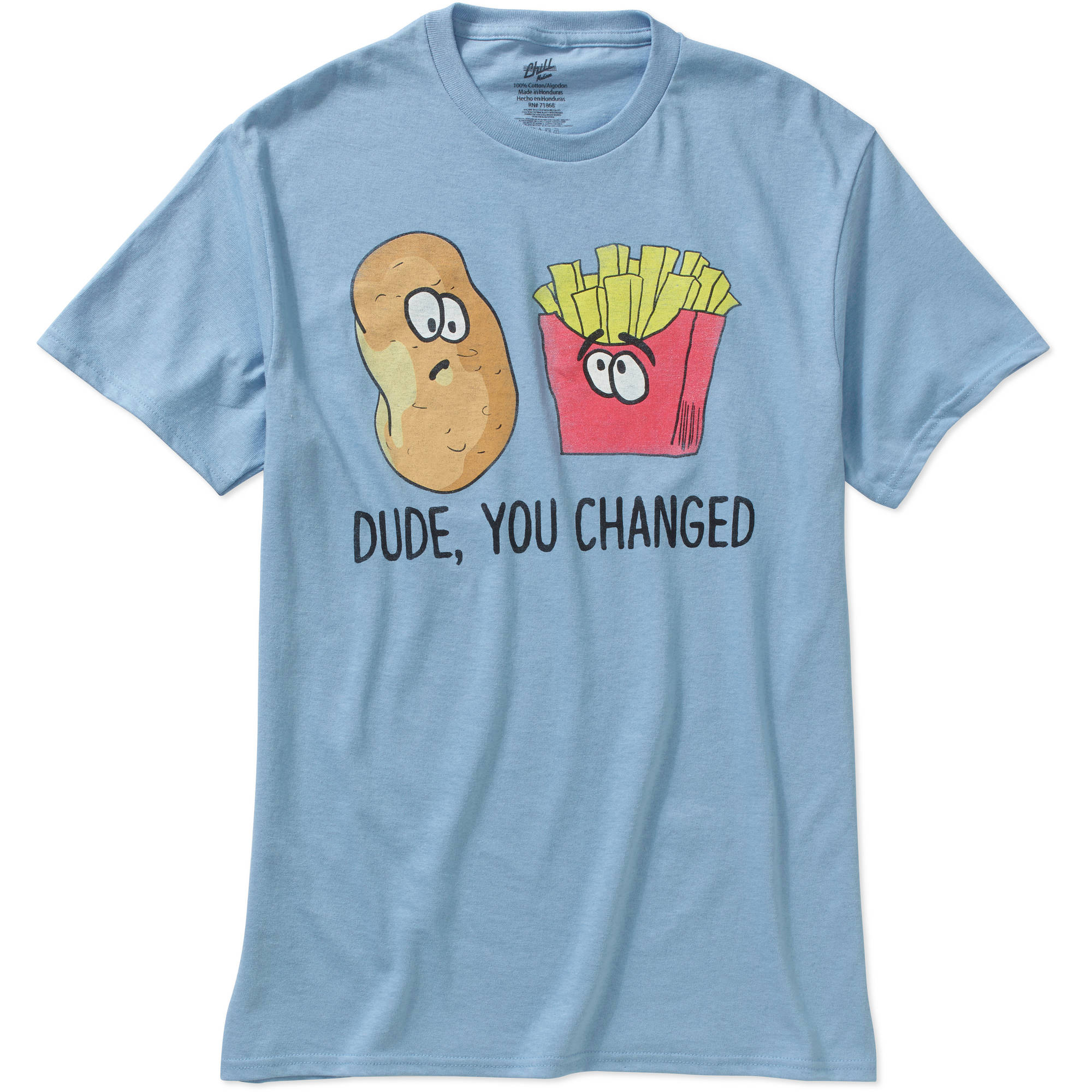 Dude, You Changed Men's Graphic Tee