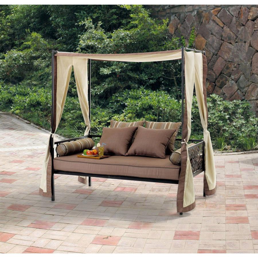 - Mainstays Colonia Outdoor Day Bed - Walmart.com