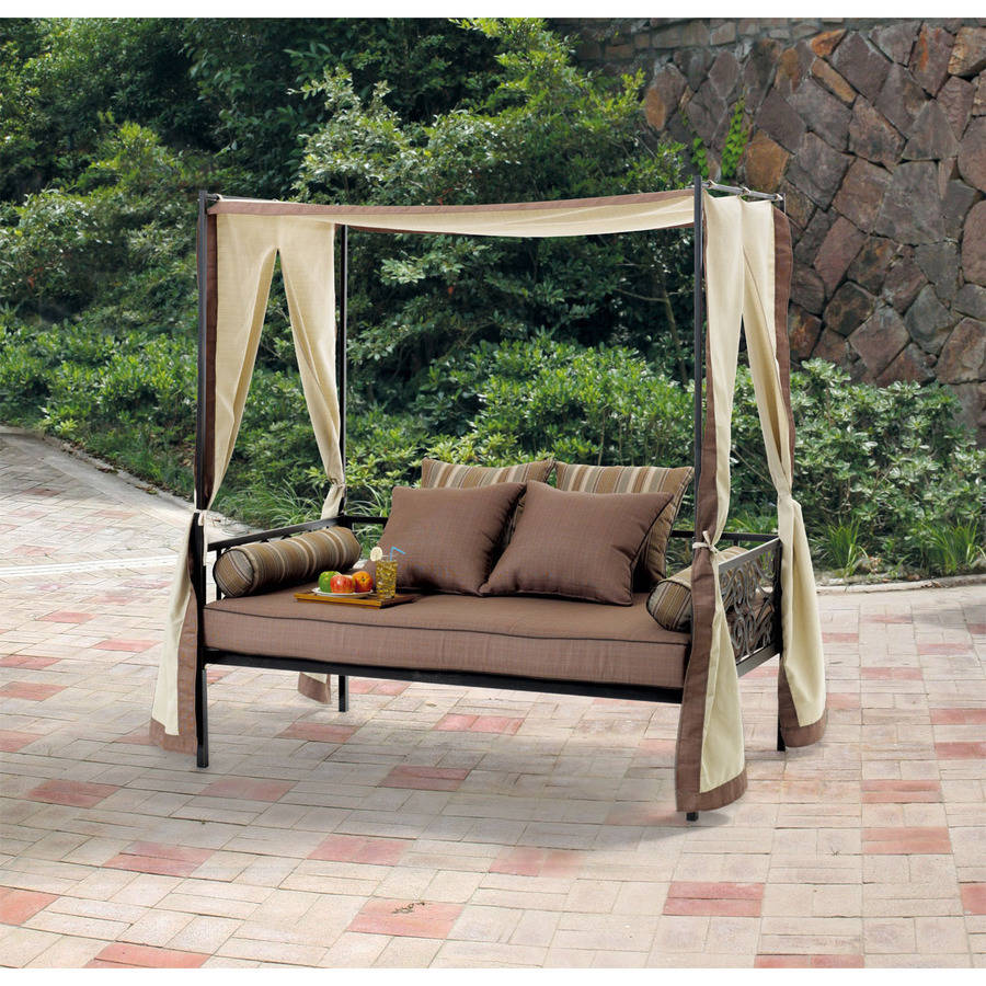 mainstays colonia outdoor day bed - walmart