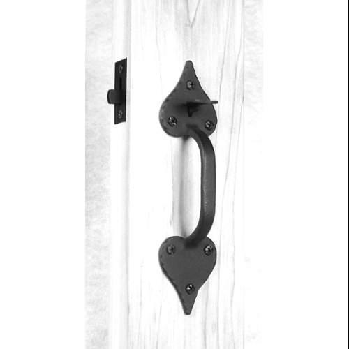 Acorn Manufacturing  RTXI  Door Latches  Catches and Latches  Drop Latch  ;Black
