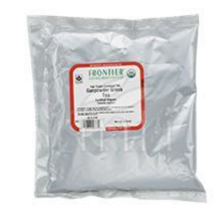 Frontier Gunpowder Green Tea Organic, Fair Trade, 1 Lb
