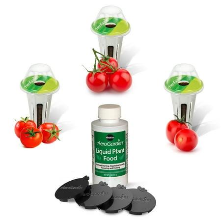 Miracle-Gro AeroGarden Heirloom Cherry Tomato 7-Pod Seed - Tomato Kit