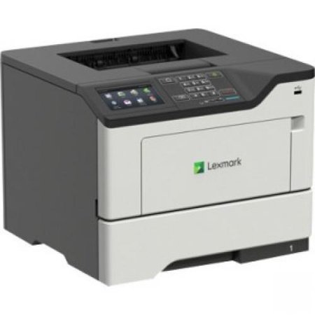 Lexmark MS620 MS621dn Laser Printer - Monochrome - 1200 x 1200 dpi Print - Plain Paper Print - Desktop - TAA Compliant - 50 ppm Mono Print - Statement, Folio, Oficio, Legal, Letter, Executive, B5 (JIS