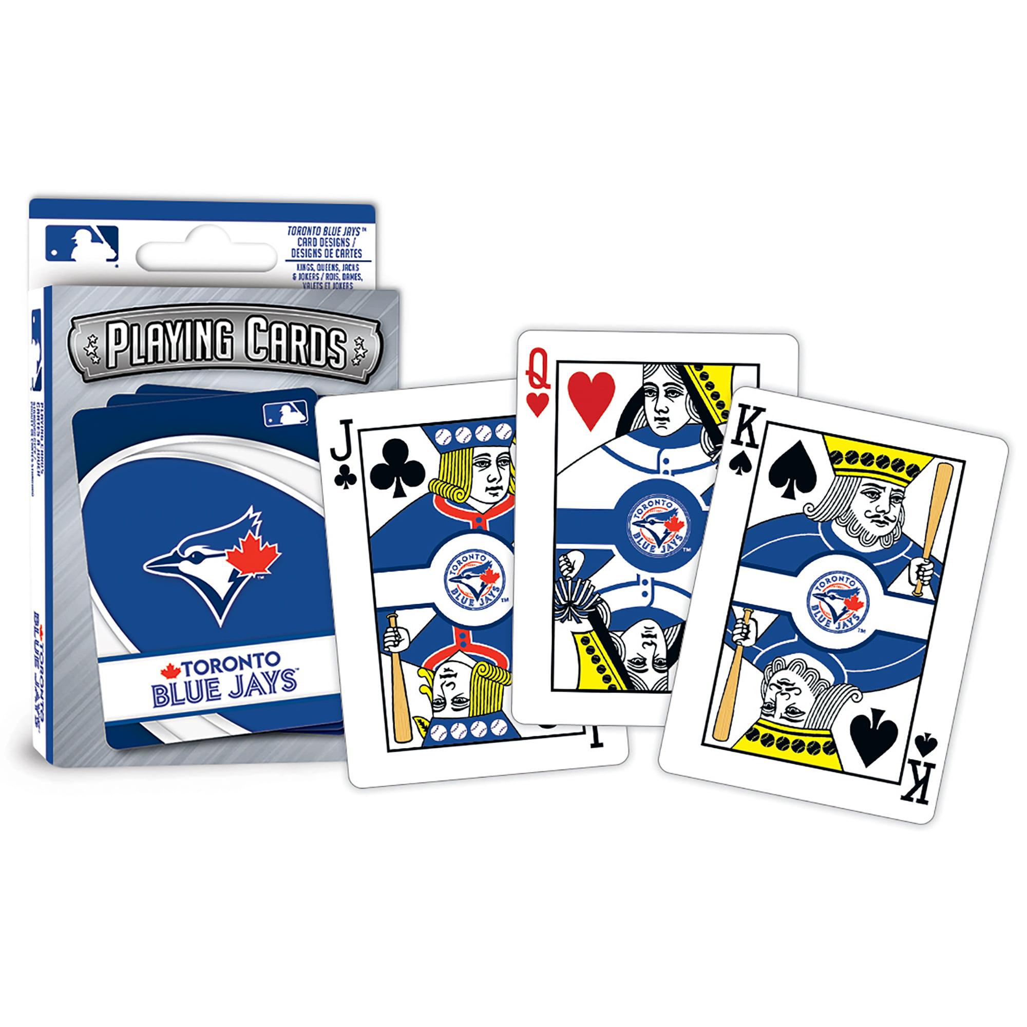 Toronto Blue Jays Playing Cards - No Size