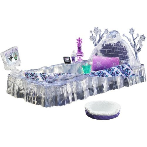 Monster High Abbey Bominable Bed Play Set