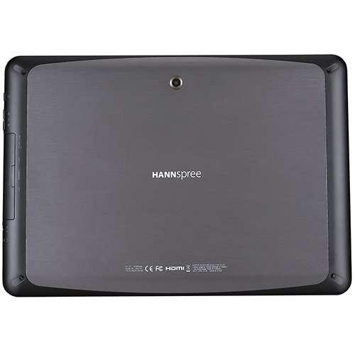 "Hannspree 13.3"" Quad Core Tablet PC - Android 4.2.2 Jelly Bean, 16GB Internal Storage,  1280x800, HDMI  - SN14T71BUE"