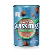 Swiss Miss Sensible Sweets No Sugar Added Hot Cocoa Mix, 13.8 oz