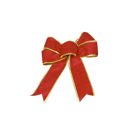 Christmas Bow - Red](Colorful Bows)