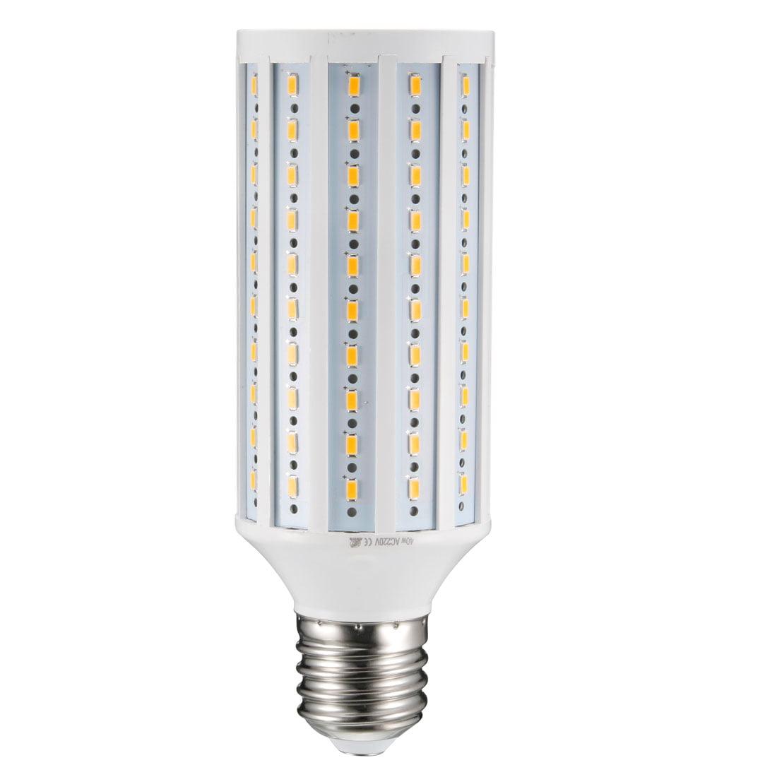 AC 220V 40W E40 Screw Base 150 LEDs SMD 5730 Warm White LED Corn Light Bulb - image 4 of 4