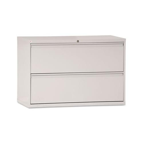 Two Drawer Lateral File Cabinet ALELF4229LG