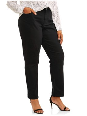 3c479fe350c Product Image Women s Plus 5 Pocket Classic Straight Leg Stretch Jean