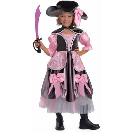 Vivian the Pirate Child Halloween Costume - Pirate Costume For Kids