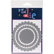 Your Next Stamp Die-doily Trio Two