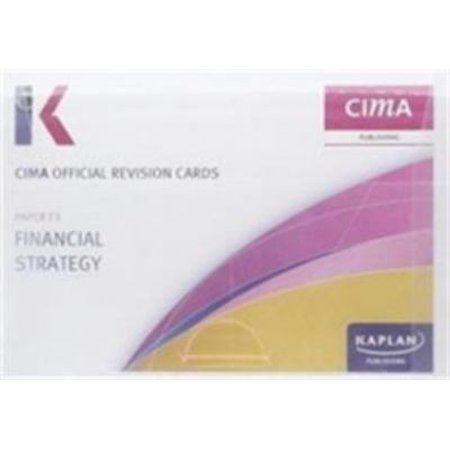 F3 Financial Strategy   Revision Cards  Cima Revision Cards   Cards