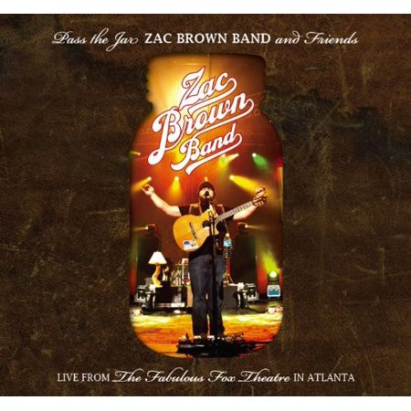 Pass The Jar Zac Brown Band Amp Friends Help Rebuil Cd