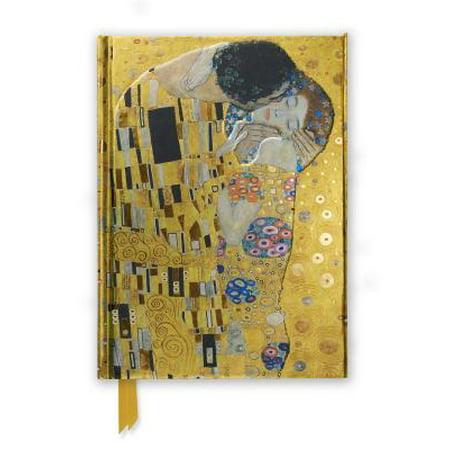 Gustav Klimt: The Kiss (Foiled - Klimt The Kiss Halloween