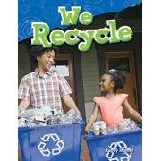 We Recycle - eBook