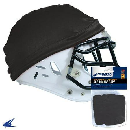 Blank Football Helmet (CHAMPRO Football Helmet Scrimmage Cap)