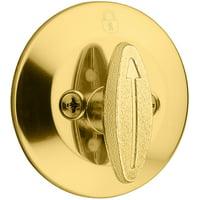 KWIKSET 663 3 RCL RCS Deadbolt,Cylindrical,Residential,Grade 2