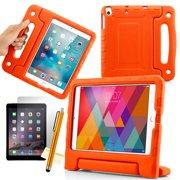 Children Safe Friendly Protective Foam Case Cover Grip Stand Stylus Screen Guard for iPad Mini / Mini Retina / Mini 3